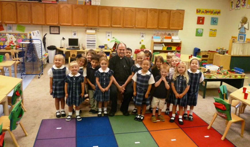 Fr. David Preschool